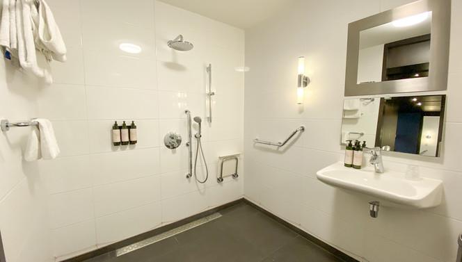 Mindervalide Comfort Kamer Van Der Valk Hotel Sassenheim