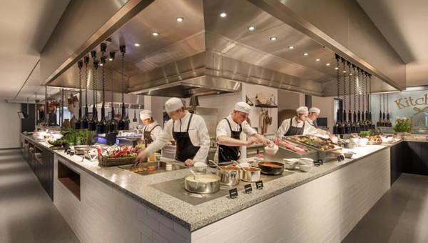 Live Cooking Buffet Van Der Valk Hotel Sassenheim Leiden
